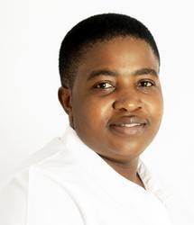 Regina Chitambira, estate agent