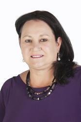 Adrienne Milner, estate agent